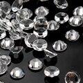 Прозрачный камень SS10-SS20 стеклянный прозрачный драгоценный камень 3d-стразы для ногтей, 1440 шт плоские задние стразы, не требующие горячего кр...