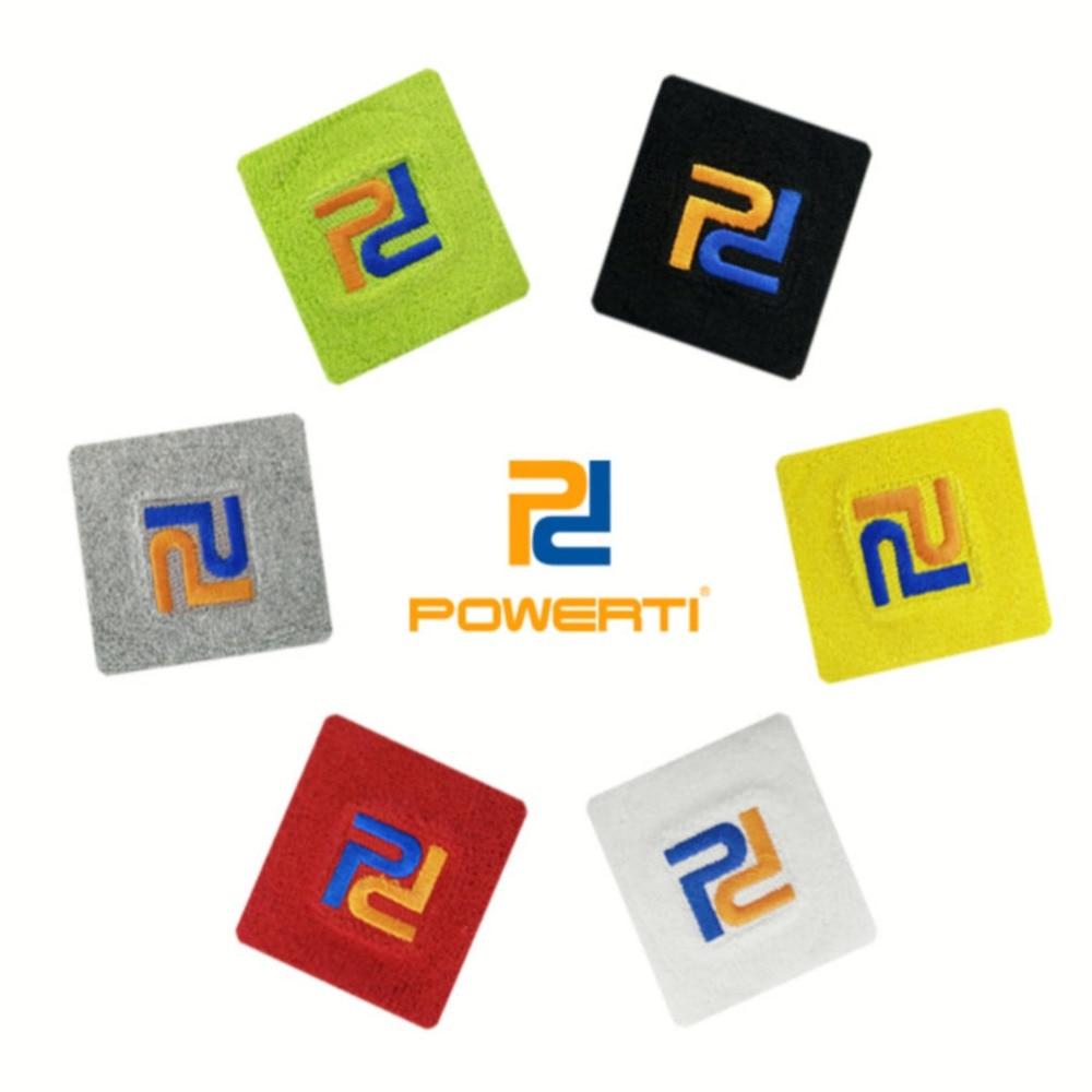 משלוח חינם - 10pcs / lot -PowerTi מגבת צמר ספורט - בגדי ספורט ואביזרים
