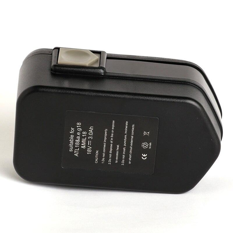 AEG 18V 3500mAh power tool battery BBM18STX, BDSE18STX,BDSE18T Super Torque,BS18X,BSB18STX,PN18X,SB2E18STX,SB2E18T,CP8745