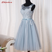 Short Lace Homecoming Dresses 8th Grade Graduation Dresses Party Short Prom Dresses Tulle Vestido De Formatura