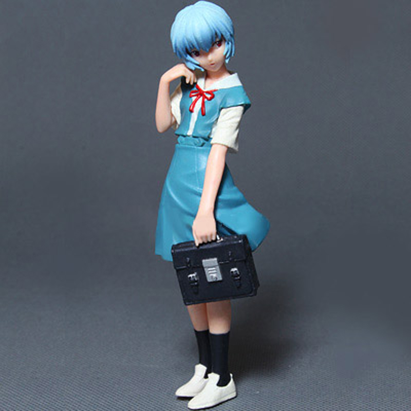 Evangelion EVA anime figure action toys Ling Boli Collector's Edition Doll 13 cm high