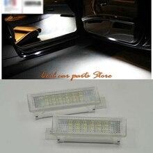 Нет ошибок светодиодный внутренний свет для ног для MASARATI Quattroporte Ghibili