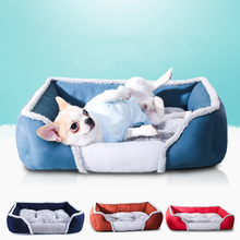JORMEL 2019 Creative Pet Mat Dog Beds For Small Medium Dogs Warm Autumn Winter Teddy Puppy Products House Cat