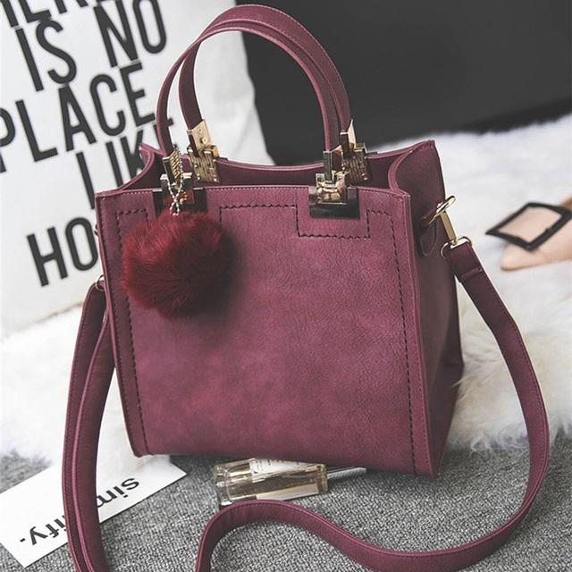 Fashionable Retro Shoulder Handbag for Ladies
