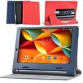 Nova tampa do caso para lenovo yoga tab 3 x50f x50m X50L YT3-X50F YT3-X50M YT3-X50L 10.1 Tablet Casos de Couro Da Aleta Magnética cobrir