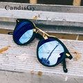 Rodada Brasil Hot Espelho óculos de Sol Óculos de Sol Das Mulheres Dos Homens Designer de Marca Famosa Masculino Feminino Shades UV400 Loja online