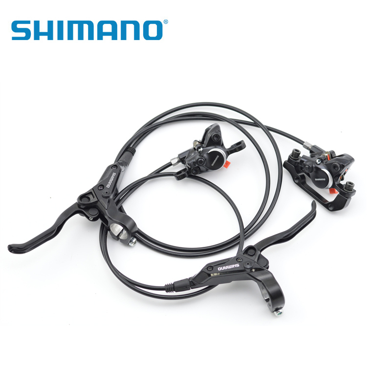 2016 NEW SHIMANO BR BL M315 M365 Hydraulic Disc Brake MTB Mountain Bike Calipers Left & Right Lever 2016 new shimano m4050 hydraulic brake intergrate with 3x9s 27s shift lever mtb mountain bike calipers left