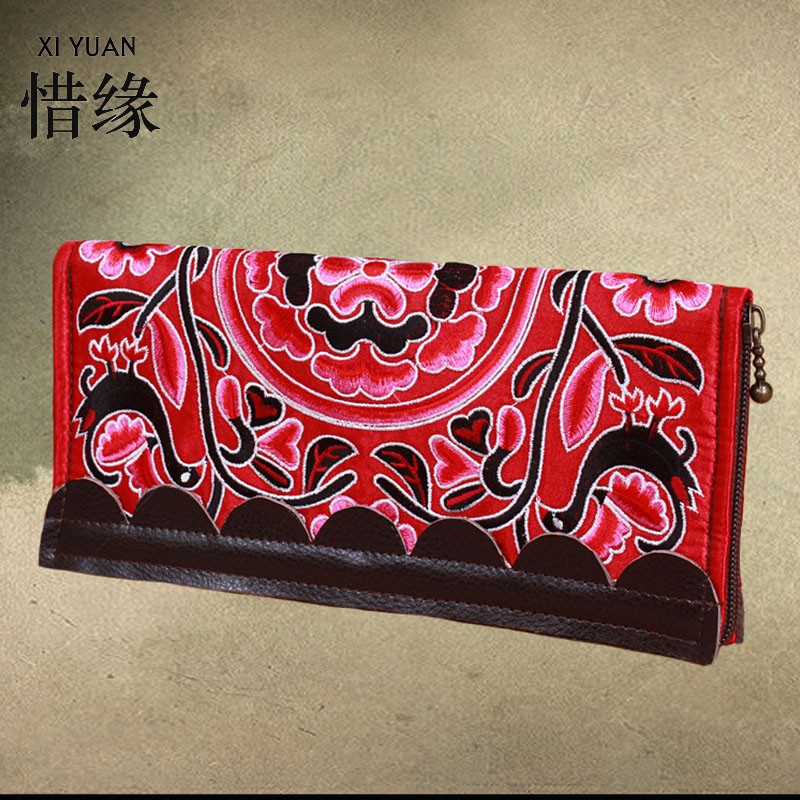 XIYUAN BRAND Womens Zipper Wallets 100% Genuine Cow Leather Ladies Purses Coin Pocket Red Long Wallet Female Clutch Bag For gift russian new laptop keyboard for samsung np300v5a np305v5a 300v5a ba75 03246c ru layout