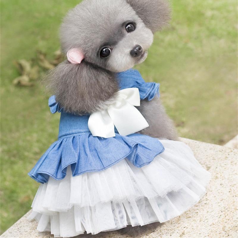 Cute Pet Hund Tøj til Små Hunde Frakker Jakker Dejlige Hunde Tøj Chihuahua Hunde Kæledyr Beklædning til Yorkies 30Q
