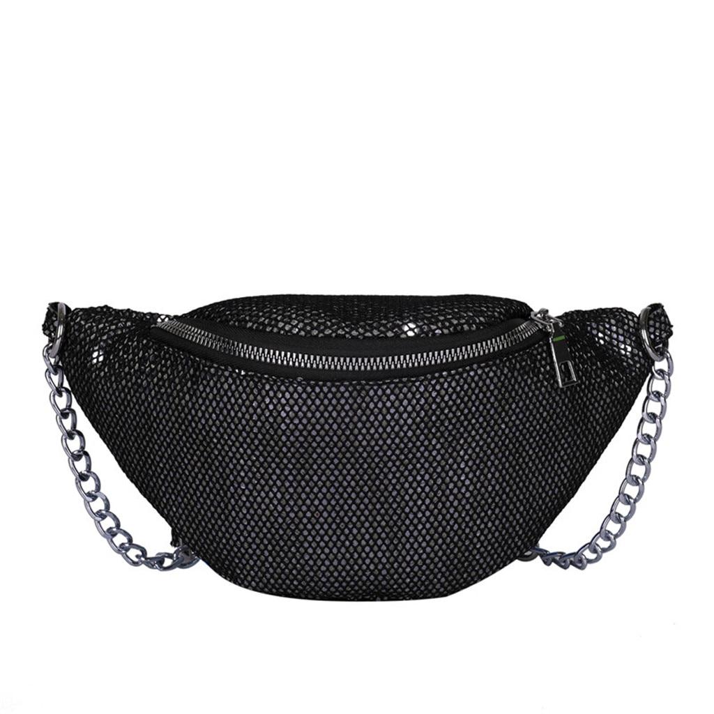 New Bags For Women Pack Waist Bag Women Belt Bag Chest Handbag New Fashion High Quality Ladies Waist Pack Belly Bags Purse *//