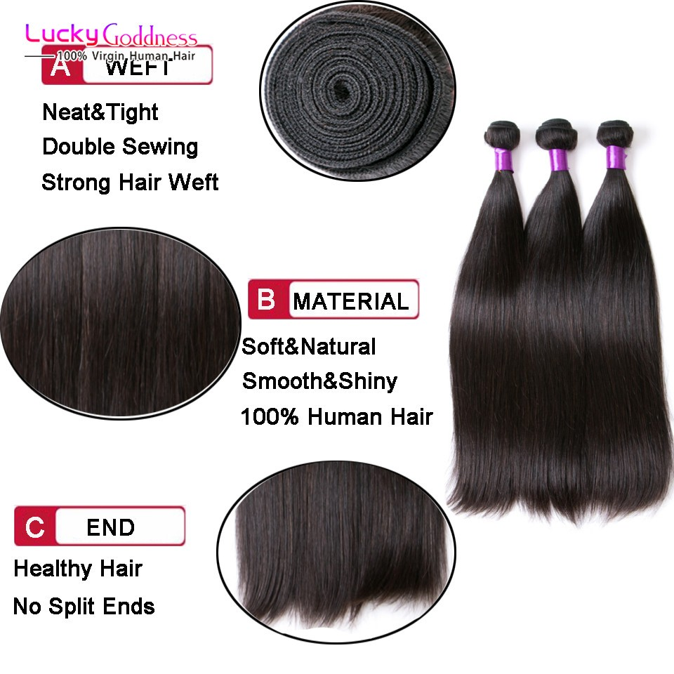 Virgin-Peruvian-Straight-Hair-With-Closure-Straight-Human-Hair-Weave-Bundles-with-Frontal-Full-Lace-Frontal