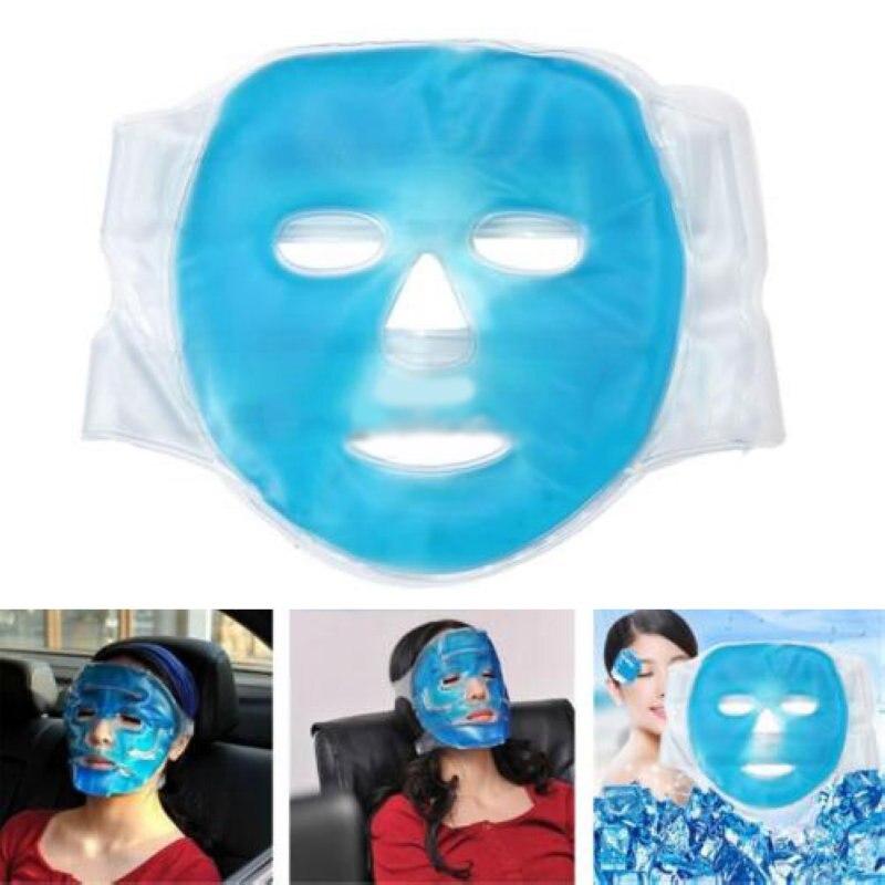 Mayitr nueva mascarilla de refrigeración Facial antifatiga que contrae los poros herramientas de cuidado de la piel Facial