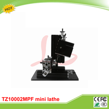 Mini metal lathe machine TZ10002MPF Big Power Mini Metal Six Shafts Drilling And Milling Machine for teaching and DIY