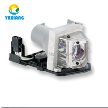 Compatible projector lamp bulb 330-6183 / 725-10196 with housing for Dell 1410X , 120 days warranty