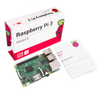 In Stock 2017 Original UK Made Raspberry Pi 3 Model B 1GB RAM Quad Core 1