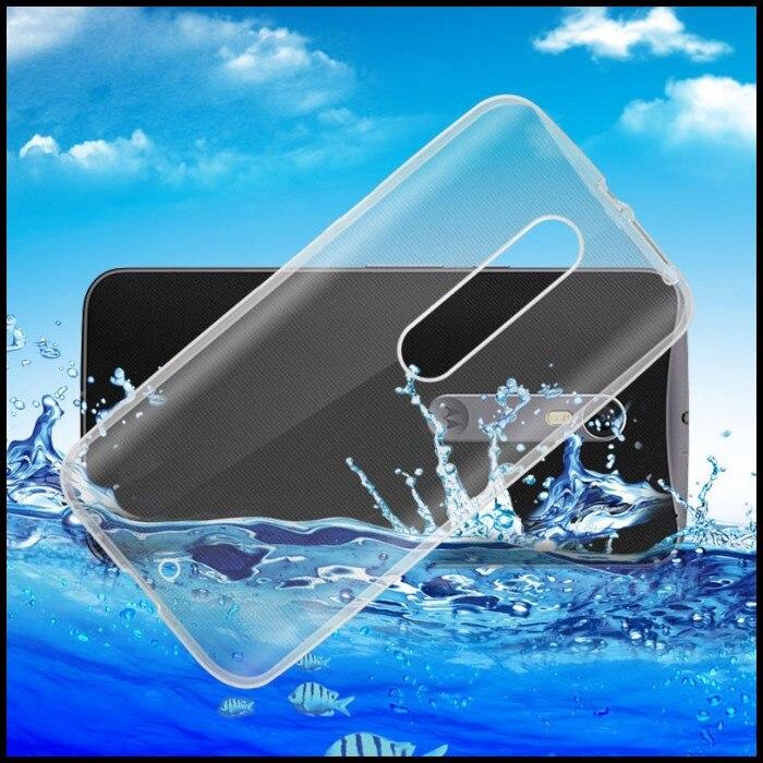 Для <font><b>Motorola</b></font> Moto X Style Прозрачная Крышка Случай Телефона тонкий Кожи Гель Мягкий Мобильный Кошелек Сумка X Стиль Прозрачный Shell