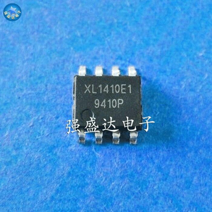 2PCS XL1410E1 XL1410 SOP-8 SMD New