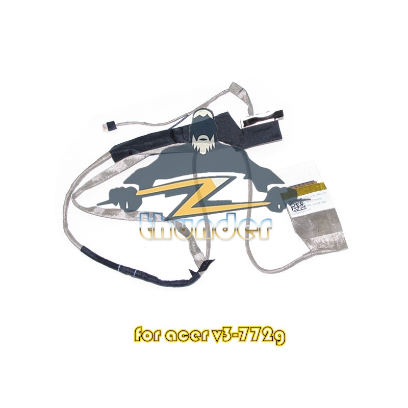 1422-018U000 for acer V3-772G for gateway NE72206U Laptop LCD Video WebCam Cable new original lcd led video flex for acer aspire e1 522 gateway ne522 laptop screen display cable 50 4yu01 001 50 4yu01 011