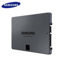 SAMSUNG SSD 1 TB 860 QVO SSD sabit Disk HDD 2.5 sabit Disk SSD SATA 1 TB katı hal sürücü dizüstü masaüstü bilgisayar için