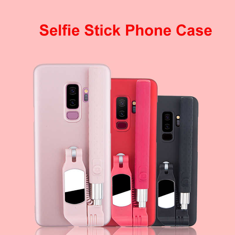 low priced 04858 1cb98 Detail Feedback Questions about Note9 Bluetooth Selfie Stick Case ...