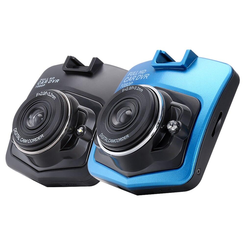 Mais novo Mini Câmera Do Carro DVR GT300 Camcorder 1080 P Full HD de Vídeo Registrator Gravador G-sensor de Estacionamento Cam Traço Estilo DO CARRO