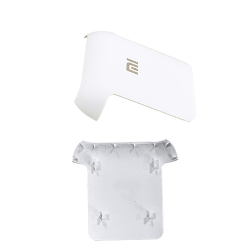 1 piezas decorativa Original superior Fondo cuerpo cubierta inferior/decoración superior para Xiaomi mi Drone 4 K la versión de espaã a