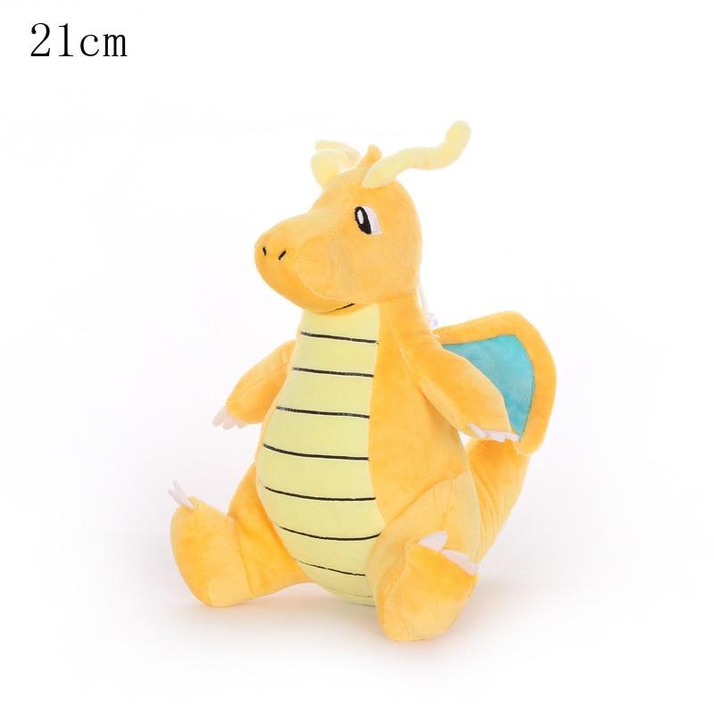 25 cm Pikachu Knuffel Hoge Kwaliteit Anime Pluche Speelgoed kinderen Gift Speelgoed Kids Cartoon Peluche Pikachu pluche Pop in Stuffed Plush Animals from Toys Hobbies