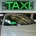 Такси привело свет 17.5X4.5 см дополнительные стоп-сигналы led ремонт свет водить такси СВЕТОДИОДНЫЙ знак автомобиля зарядное устройство для прикуривателя