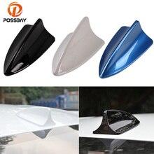 Posbay автомобильная антенна плавник акулы авто украшения антенны на крышу наклейка для BMW/Honda/Toyota/hyundai/Kia/Nissan автомобиля Stylingr