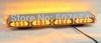 Higher star 53cm DC10V/24V,30W Led car mini warnning lightbar,Led emergency lights for police ambulance fire,11flash,waterproof