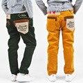 2017 Spring models cotton casual pants children boys Pants kids boys pants leggings