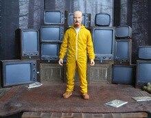 1Pcs 16.5Cm Breaking Bad Heisenbergตุ๊กตารูปตุ๊กตาการ์ตูนPVC Jesse Pinkmanวอลเตอร์ของเล่นD10