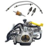 Карбюратор сборный карбюратор для Honda Sportrax 400 TRX400EX 1999 2008 ATV, Honda trx400 2x4 2009 2015 TRX 400 заменяет 16100 HN1 A43