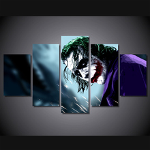 HD Printed Joker pictures Painting Canvas Print room decor print poster picture canvas Free shipping