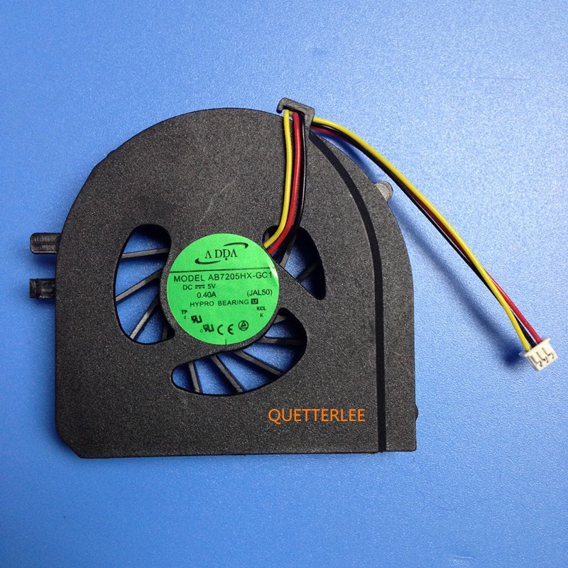 Laptops Replacements Accessories Cpu Cooling Fans Fit For <font><b>DELL</b></font> Vostro 3400 <font><b>3500</b></font> V3500 V3400 Series Ci23 Cooler Fans VCB73 P72 image