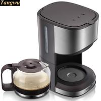 coffee maker USES the American drizzle to make tea drinking machine