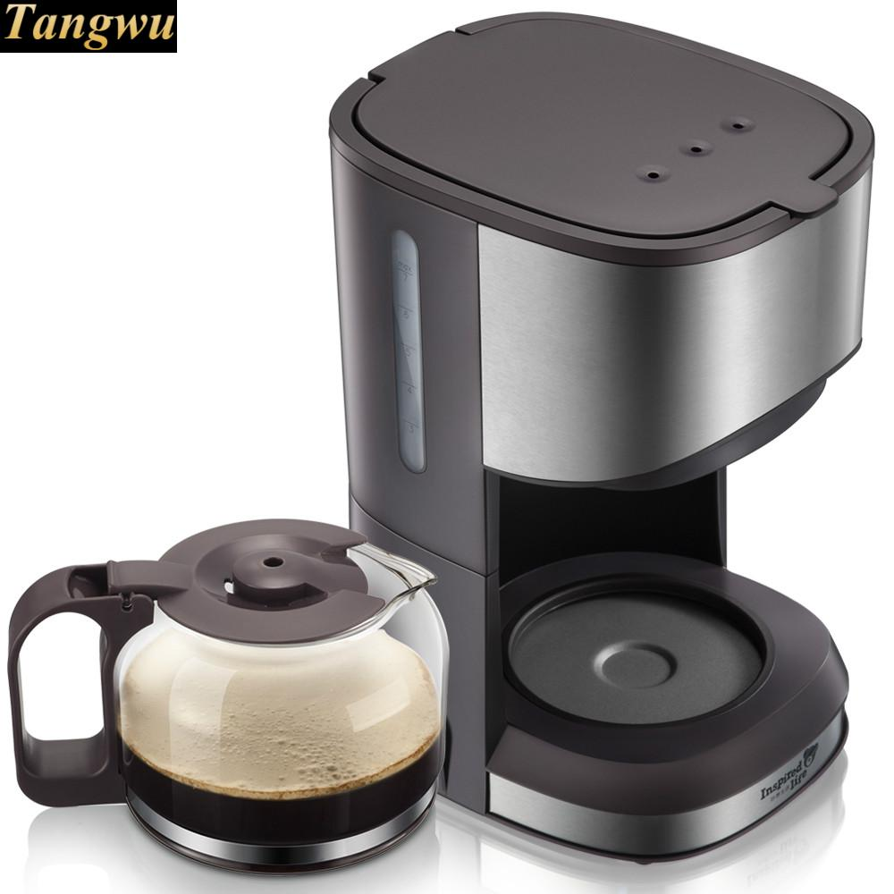 coffee maker USES the American drizzle to make tea drinking machine все цены