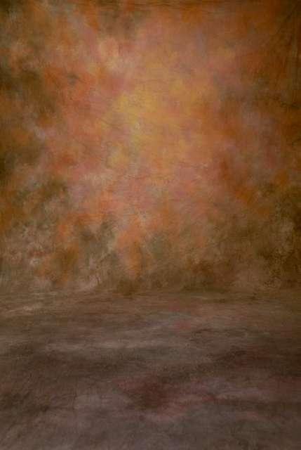 5x7FT Vintage Tan Chololate Abstract Wall Custom Photo Studio Backdrop Background Vinyl 220cm X 150cm