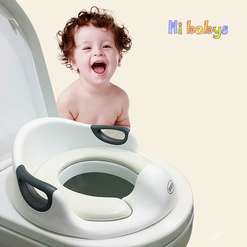 Baby Portable Toilet Seat Baby Girl Boy Potty Toilet Training Safe Comfort Toilet Mat Soft Chair Pad Seat Portable Urinal Mat