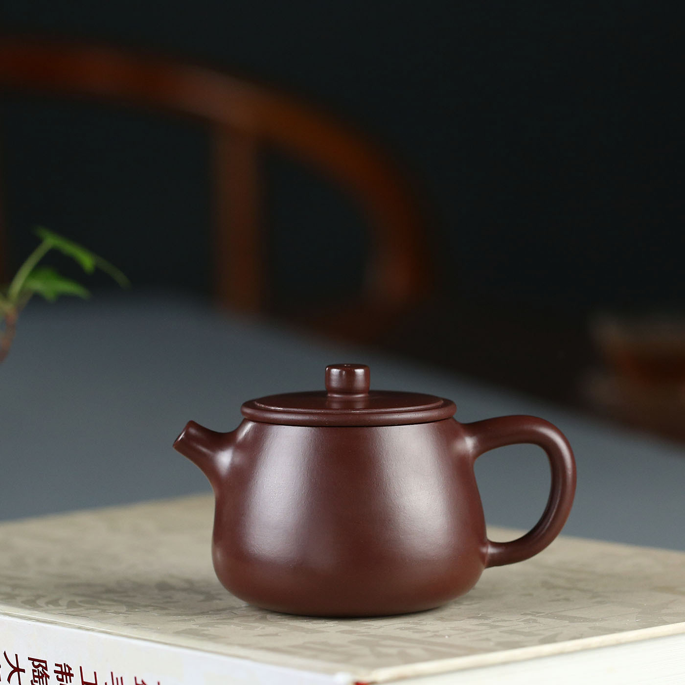 Yixing Enameled Pottery Teapot Famous Manual Raw Ore Purple And Zhu Mud High Shipiao Kettle Kungfu