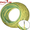 10M Silicone Wire Ground wire Soft High Temperature UL3135 16/18/20AWG Yellow Green Two Color Tinned copper Cable