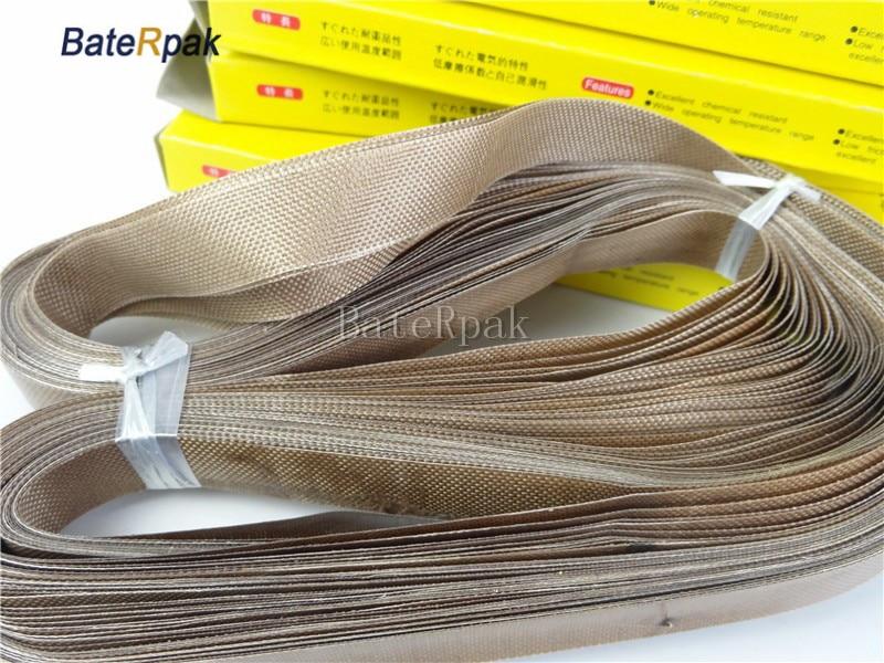 FR-900 sáv tömítő teflon öv, BateRpak méret 750 * 15 * 0,2 mm - Elektromos szerszám kiegészítők - Fénykép 4
