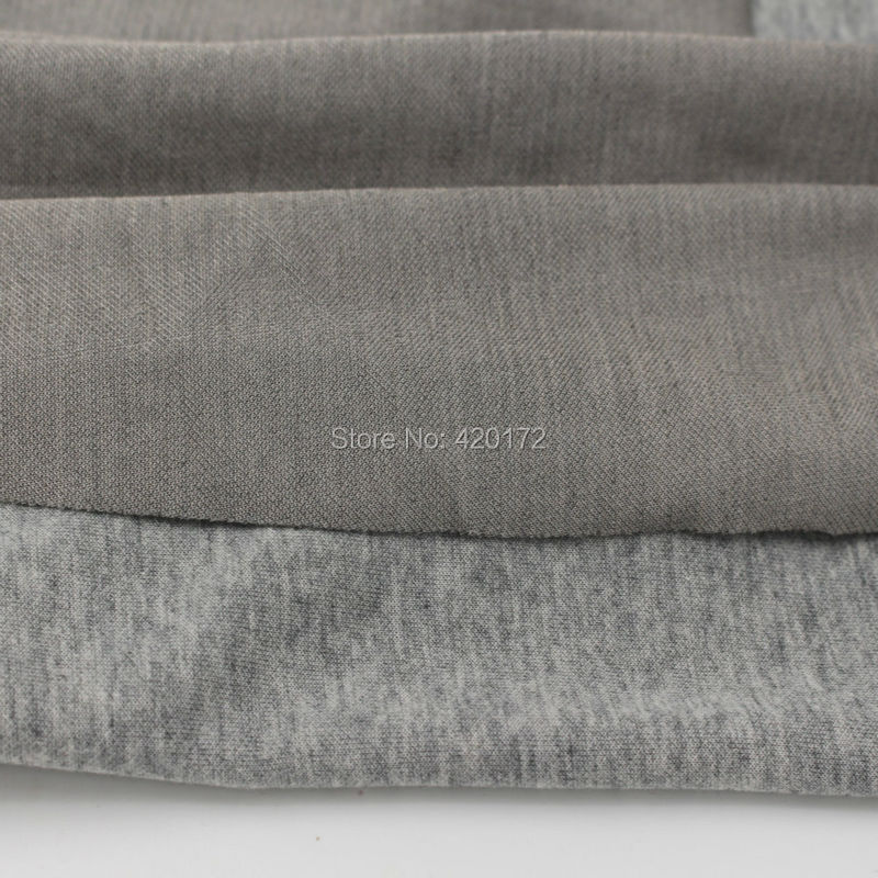 Antibacterial Fabric For Making T shirt Phone Signal Blocking Fabric Wifi Shielding Fabric With Wholesale price