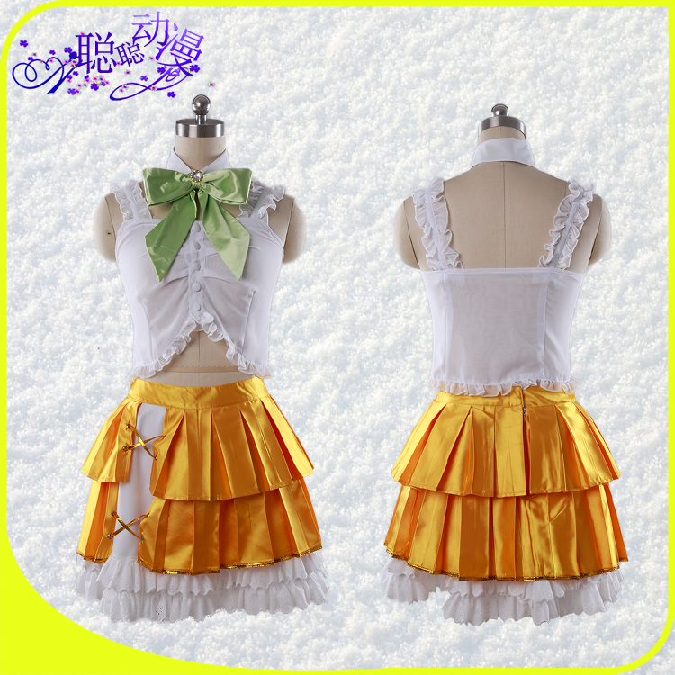 Sword Art Online Ayano Keiko Uniforms Idol Singer Cosplay Costume Custom Made Free Shipping