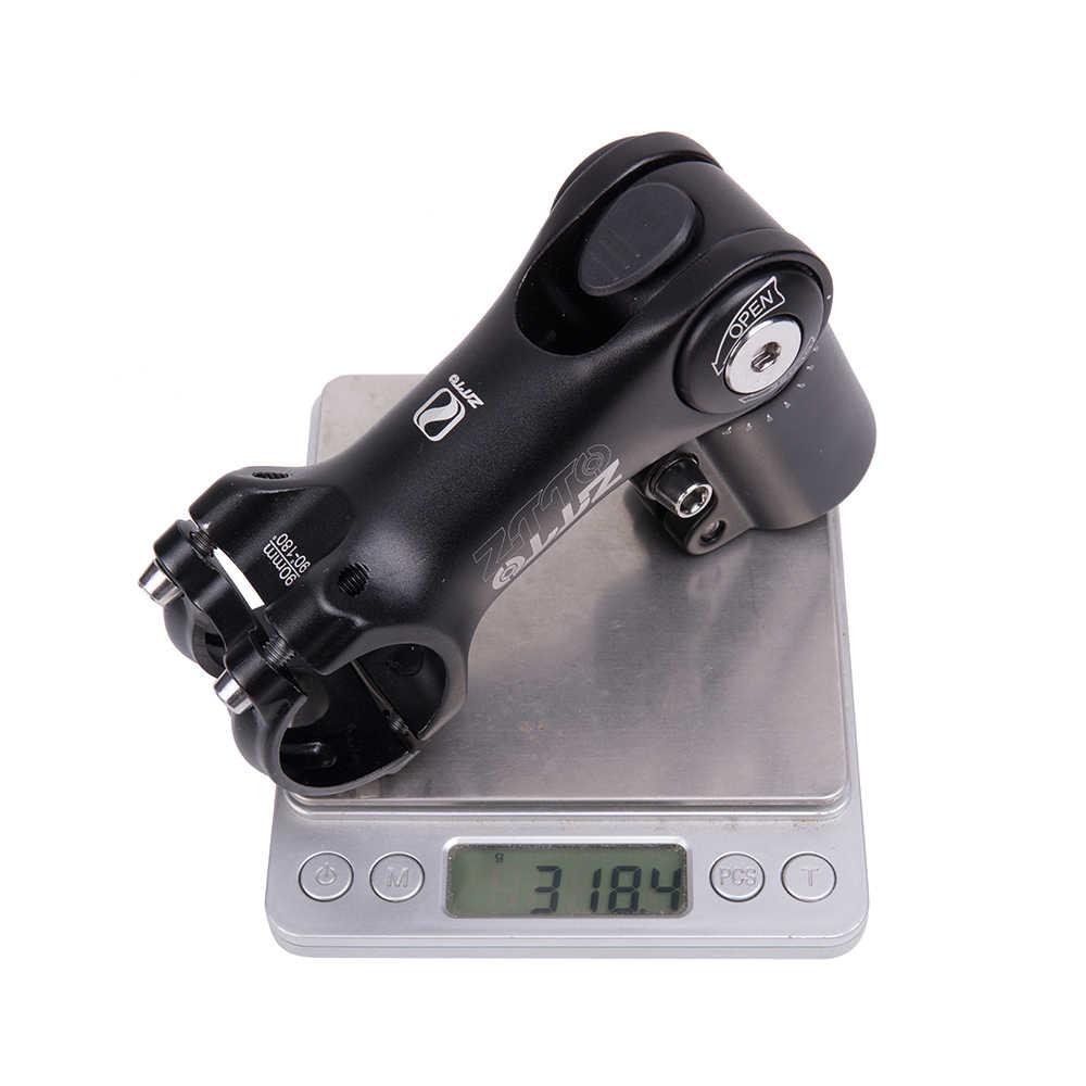 MTB Bike Bicycle Fork Stem Extender Handlebar Riser Head Up Adapter Aluminium
