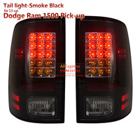 SONAR Brand For Dodge Ram 1500 Pick Up Led Tail Light Assembly Fit 2013 Up Cars