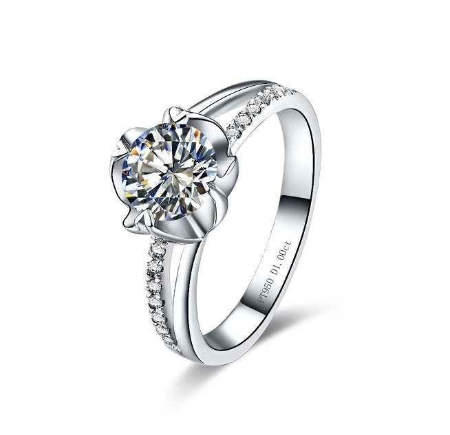 Online Get Cheap 05 Carat Engagement Ring Aliexpresscom