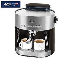 ACA Semi automatic Coffee Maker Machine AC E15B for Household Commercial Espresso Cappuccino Latte Maker Automatic Filtering