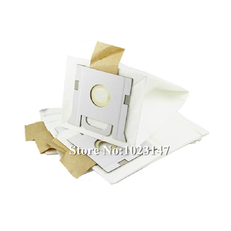 10 pieces/lot Cleaners Accessories Bags Paper Dust Bag for Rowenta Vacuum Cleaner Ambia Ambia RO211 RO220 RO240 ZR470 Parts 2 pieces lot industrial vacuum cleaner bags 20l paper dust bag for bob home 308