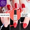 Sexy Mix 7ML Nail Art Tools Base Coat Care Finger Skin Protected Liquid Palisade Easy Clean Nail Polish Latex Tape New Arrival